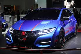 lego honda civic honda civic type r concept is the shape of things to come