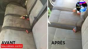 tissu pour siege auto une astuce maison très efficace pour enlever les taches les