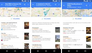 Google Maps Las Vegas Nv by Google Maps Is Adding Lists And You Won U0027t Know How You Traveled