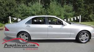 2002 mercedes benz s430 sport 4matic youtube
