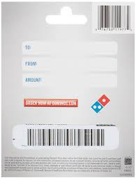 pizza express printable gift vouchers amazon com domino s pizza gift card 20 gift cards