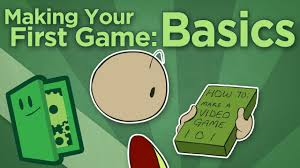 making your first game basics how to start your game