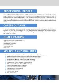 Trade Resume Examples We Can Help With Professional Resume Writing Resume Templates