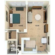 D D Floor Plans Flamingo South Beach North And South Towers Miami Beach Fl
