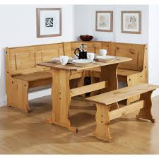 kitchen breakfast nook bench with corner nook table and bench