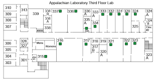 Laboratory Floor Plan Facilities The University Of Maryland Center For Environmental