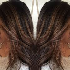 foil highlights for brown hair foil highlights for brown hair 1000 ideas about highlights for