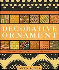 decorative ornament owen jones 9781579126049 books