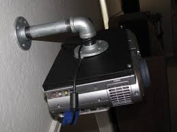 home theater projector stand ht1075 will this diy ish wall mount work avs forum home