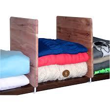 modern bedroom with closet shelf dividers organizers wire shelf