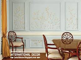 dining room molding ideas wall moldings elementary glue to the prepared flat surface of the
