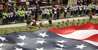 nfl players past and present celebrate 4th of july