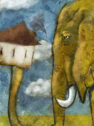 566 best elephant art images on pinterest elephant art