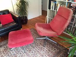 ikea swivel egg chair retro looking swivel chair u0026 footstool possibly discontinued ikea