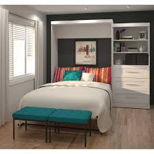 Queen Beds With Storage Wall Beds Costco
