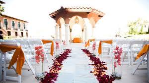 wedding arch las vegas enchanted florist las vegas wedding ceremony decor gallery