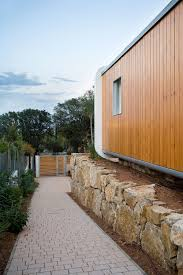 eco home 3 0 is a wooden prefab house controlled and designed