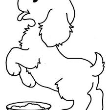 puppy pages printable puppy coloring pages coloring