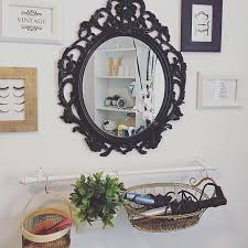 Walmart Wall Mirrors Better Homes And Gardens Baroque Oval Wall Mirror Walmart Finds