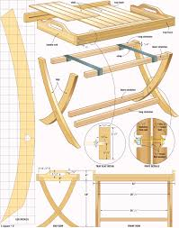 Free Woodworking Plans Patio Table by Isau