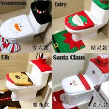 Christmas Bath Rug Set by Christmas Bathroom Rug Sets Christmas Bathroom Sets Rooftop