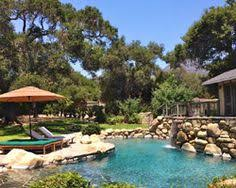 ojai vacation rentals calliote canyon creekside luxury private mountain vacation