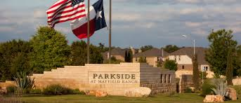 texas ranch homes home parkside at mayfield ranch new homes from the 290 u0027s