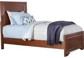 Panel Bed Frame Belcourt Jr Cherry 3 Pc Panel Bed Beds Wood