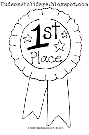 3rd place ribbons clipart 38