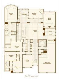 new home plan 292 in oak point tx 75068 floorplans highland homes