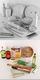 modele exposition cuisine still cuisine d model cgtrader modele 2016 exposition