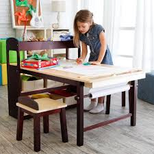 guidecraft childrens table and chairs 26 best e a s e l images on pinterest easel