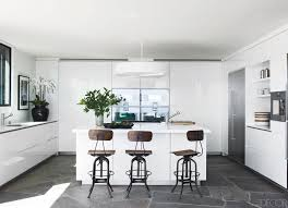 black and white kitchen floor ideas 20 black and white kitchen design decor ideas