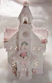 175 best painted stuff images on pinterest christmas villages