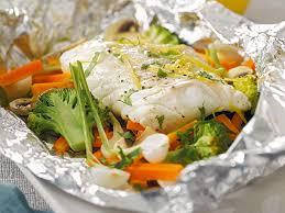 cuisiner filet de cabillaud recette rapide filets de cabillaud aux légumes citronnés en