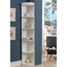 Tall Corner Bookshelves by Corner Shelf Tall