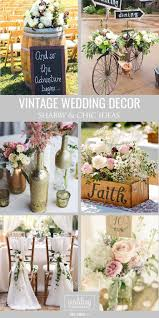 shabby chic wedding ideas vintage wedding decor ideas adept image of shabby chic vintage