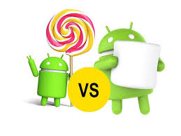 android lolipop marshmallow vs lollipop which is the faster os