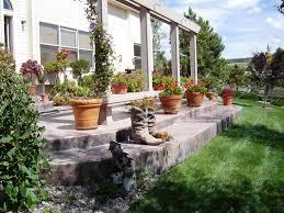 colorado springs backyard landscaping u0026 outdoor living photos