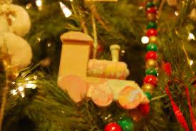 christmas tree ornaments new and old doodlebug