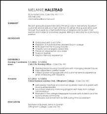 entry level resumes free entry level apartment leasing consultant resume template