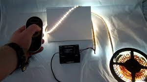 adjustable white led lights choose between warm and bright