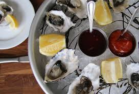 martini oyster sonoma grille seafood and steak in sonoma