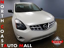 nissan rogue windshield wipers 2014 used nissan rogue select fwd 4dr s at north coast auto mall