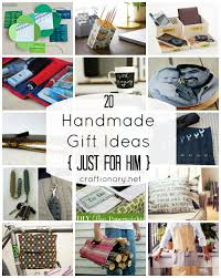 Gifts For Him by Craftionary