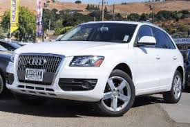 does audi q5 require premium gas used 2011 audi q5 for sale pricing features edmunds