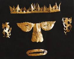 philippine pre colonial gold mask ancient and