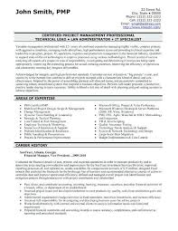 Senior Project Manager Resume Project Manager Resume Format Doc Project Manager Resume Sample