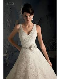 lace wedding dresses uk mori 5170 on the shoulder ivory lace wedding gown with belt