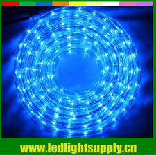 2 wire china manufacture wholesale waterproof led rope light